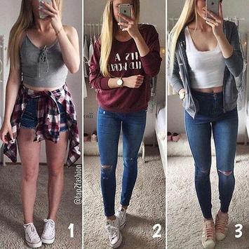 ❤️💋😘 Teen Outfit Ideas 😘💋❤️ screenshot 5