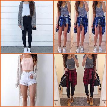Teen Outfit Ideas 2017 poster