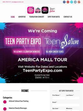Teen Party 411 screenshot 1