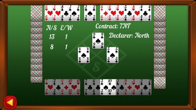 Bridge Card Game screenshot 7