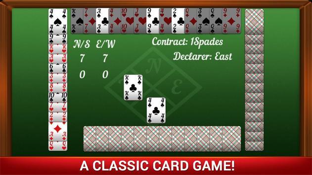 Bridge Card Game poster
