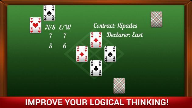 Bridge Card Game screenshot 2