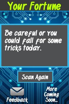 Fortune Scanner screenshot 2