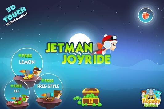 Jetman Joyride - Freestyle screenshot 5