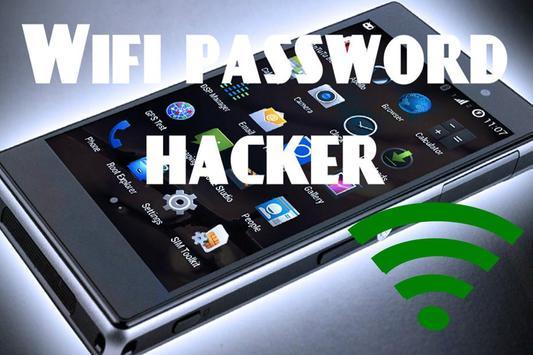WiFi Password Hacker Joke apk screenshot