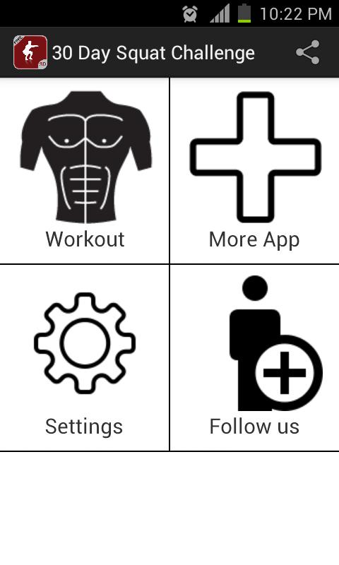 30 Day Squat Challenge for Android - APK Download