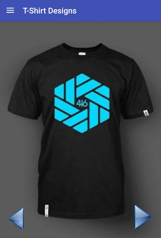 T-Shirt Design Ideas - Tee Styles - Men Only pour Android ...