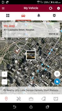 Fitcar™ powered  by Jiffy Lube apk screenshot