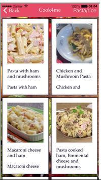 Italian Recipes Cuco & Cook-eo screenshot 2