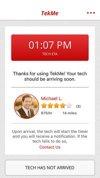TekMe screenshot 3