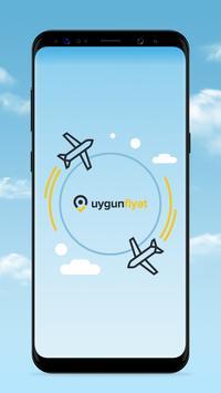UygunFiyat - Uçak bileti poster