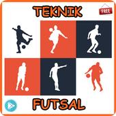 Trik Olahraga Futsal Terbaru icon