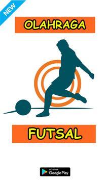 Trik Olahraga Futsal Terbaru poster