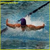 Swimming Technique icon