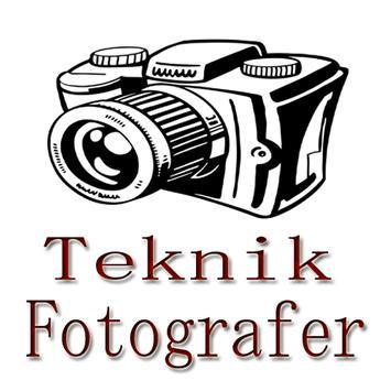 Teknik Fotografer poster
