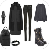 Ms. Winter Clothing Fashion icon