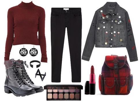 Ms. Winter Clothing Fashion apk screenshot