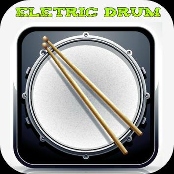 Electronic Drum poster