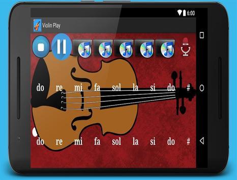 Play the Violin (2017) apk screenshot