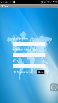 GPSim.az Araç Takip poster