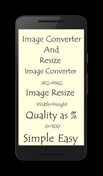 Image Converter And Resize screenshot 4