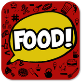 Recipes - Free icon