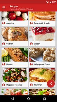 Recipes - Free screenshot 1