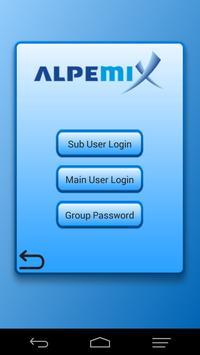 Alpemix screenshot 2