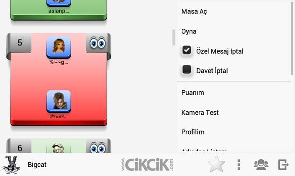 Pişti Pro apk screenshot