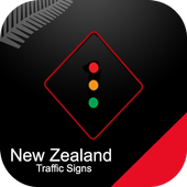 New Zealand Road Traffic Signs icon