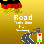 Germany Road Traffic Signs icon