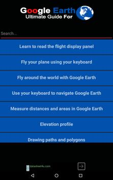Ultimate Guide For GoogleEarth for Android - APK Download
