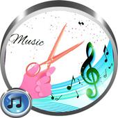 قص الاغاني وتحويلها الى رنات icon