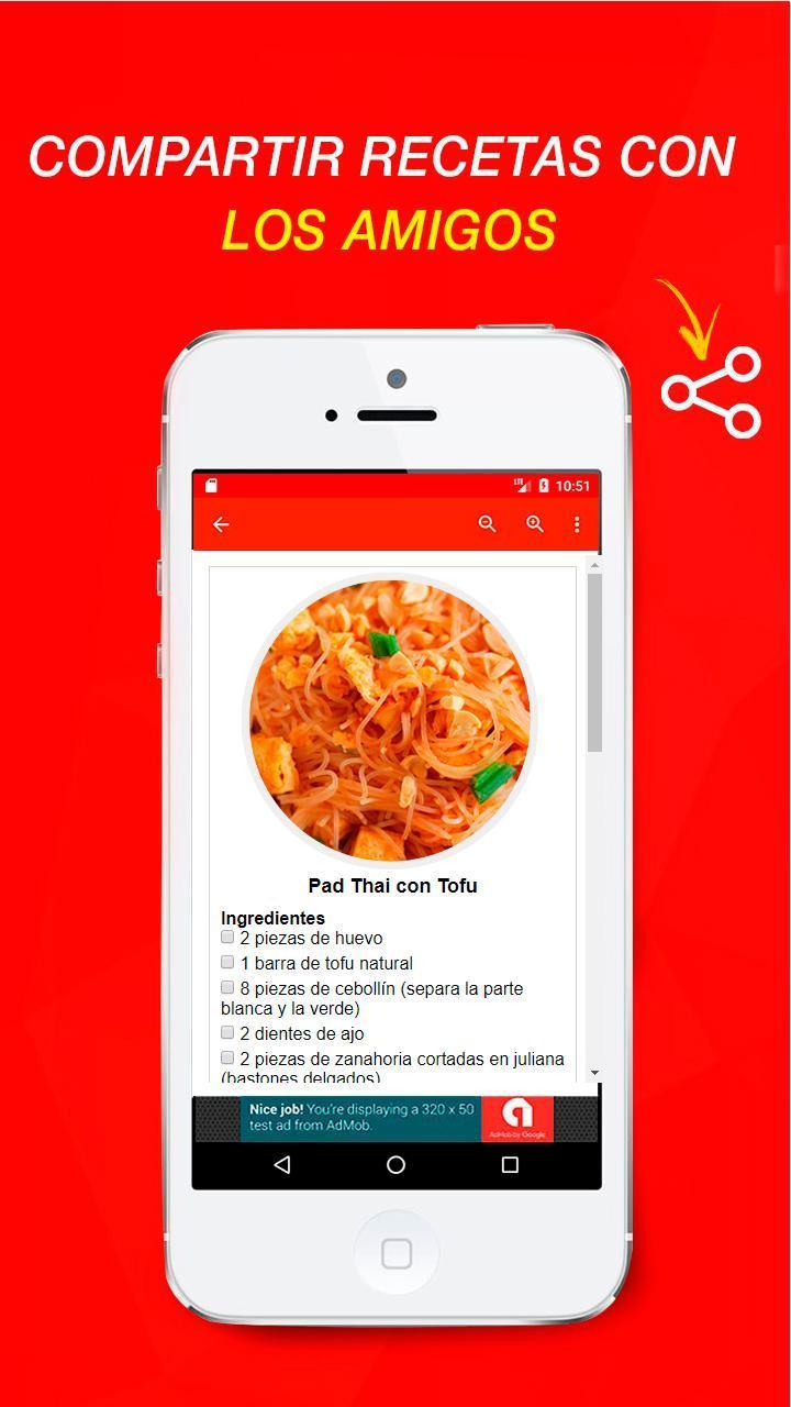 Recetas Con Tofu For Android Apk Download