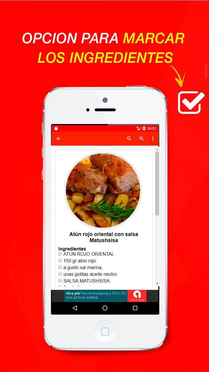Recetas De Atun For Android Apk Download