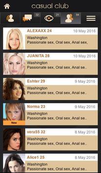 Casual Club - Online meetings apk screenshot.