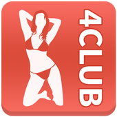 4Club - Find and date singles icon