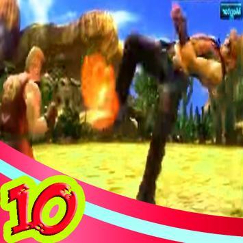 Hints TEKKEN 10 Characters screenshot 4