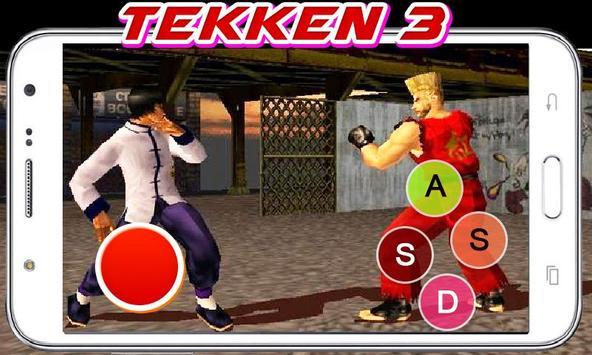 2017 New Tekken 3 Guide Tips apk screenshot