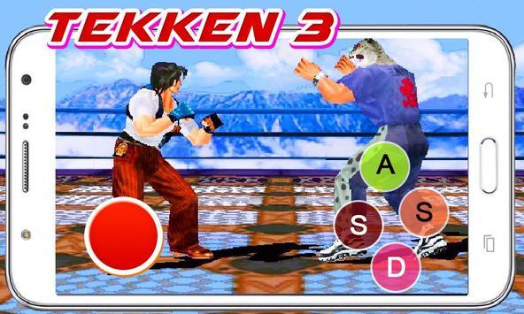 2017 New Tekken 3 Guide Tips poster