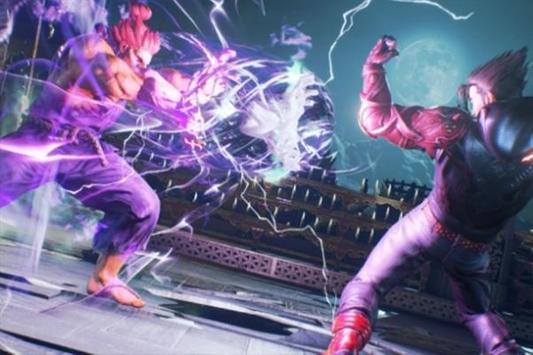 Guide Tips Tekken 7 poster