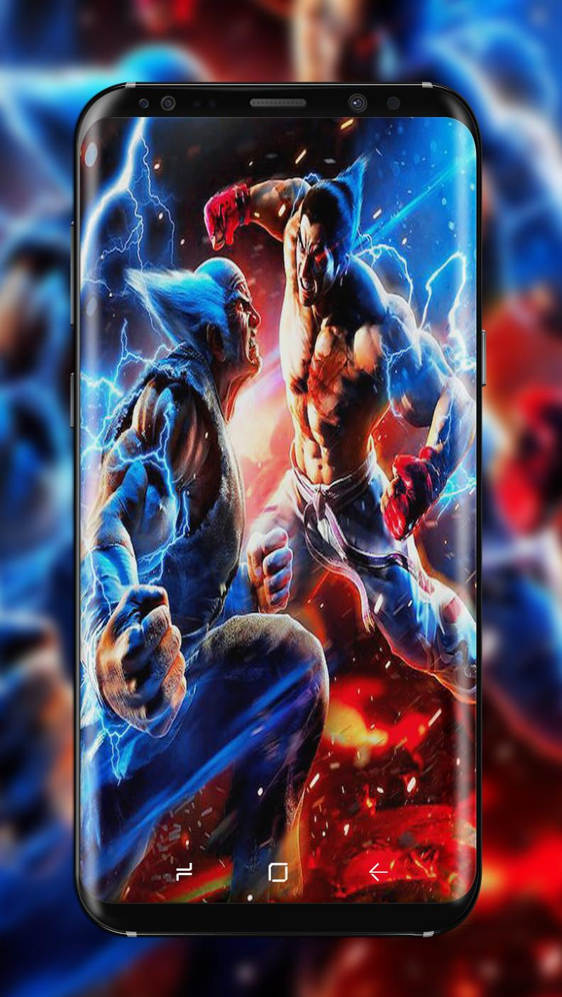 Tekken Wallpapers Hd For Android Apk Download