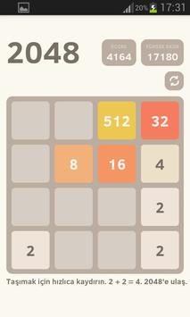 2048 screenshot 3