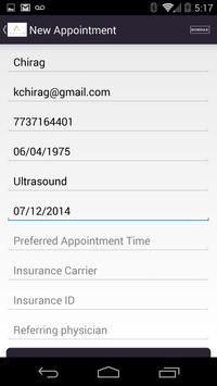 Altus Scheduling apk screenshot