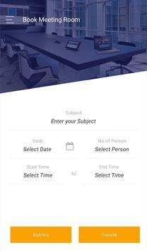 Meeting Room Booking(User) apk screenshot