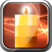 Battery Candle Burnout icon