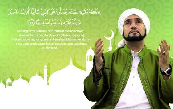 Teks Shalawat Habib Syech screenshot 2