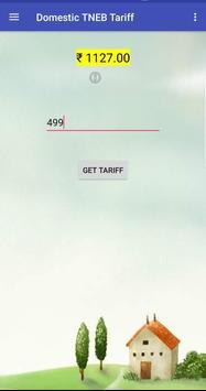 TNEB Tariff Calculator poster