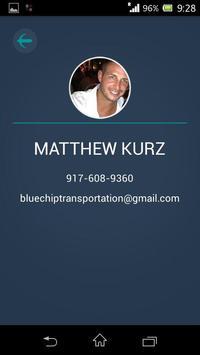 Blue Chip Transportation apk screenshot