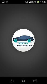 Blue Chip Transportation poster